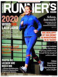 RUNNER'S WORLD Ausgabe 01/2020