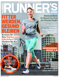 RUNNER'S WORLD Februar-Ausgabe