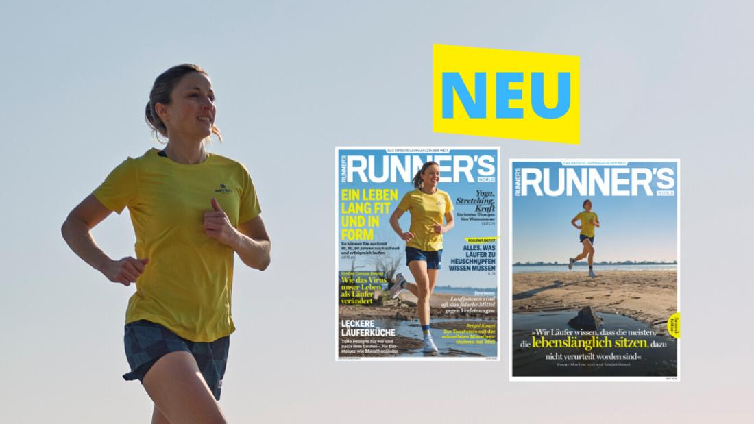 RUNNER'S WORLD Juni-Ausgabe 06/20