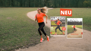RUNNER'S WORLD Mai-Ausgabe 05/21