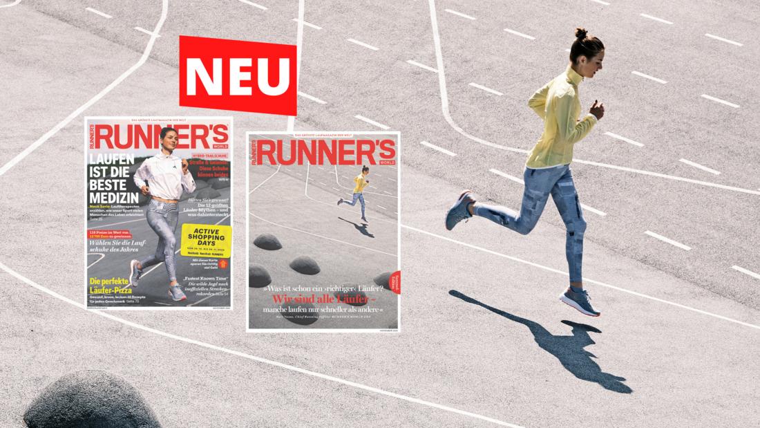 RUNNER'S WORLD November-Ausgabe 11/20
