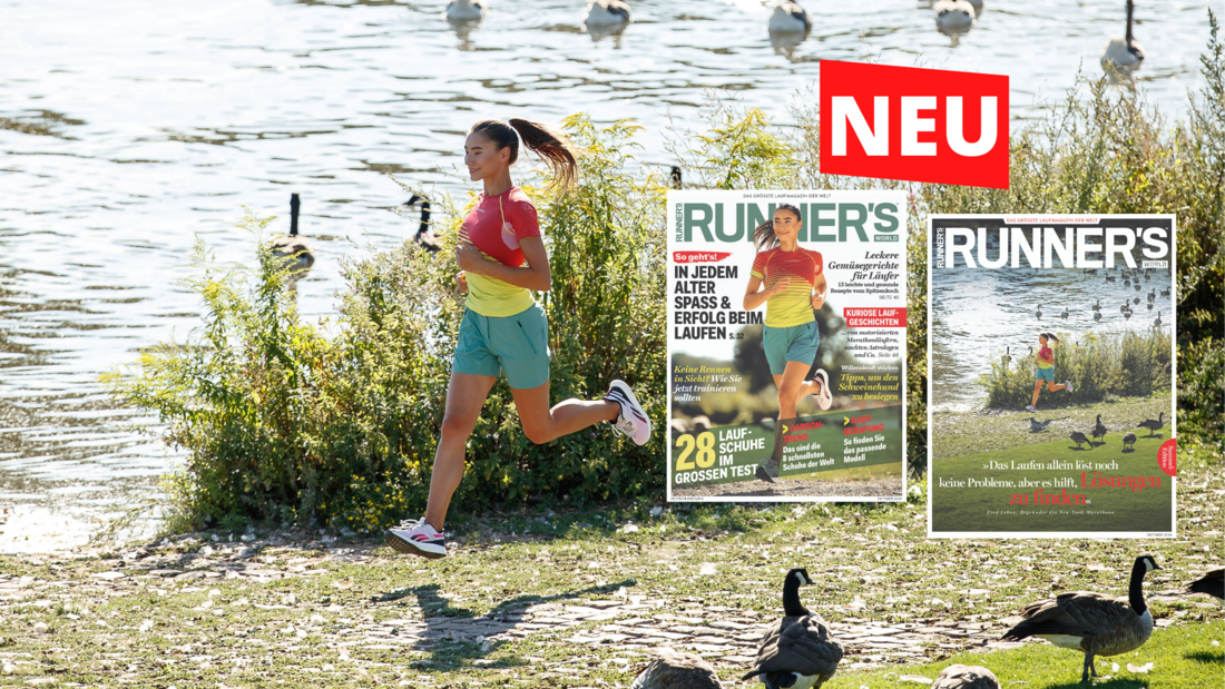 RUNNER'S WORLD Oktober-Ausgabe 10/20