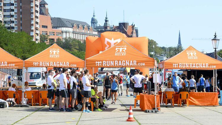 wattenmeer relay race