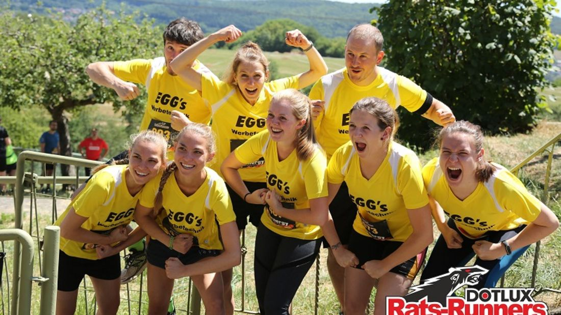 Rats-Runners Goldbach: Auch Teamwork ist gefragt 2
