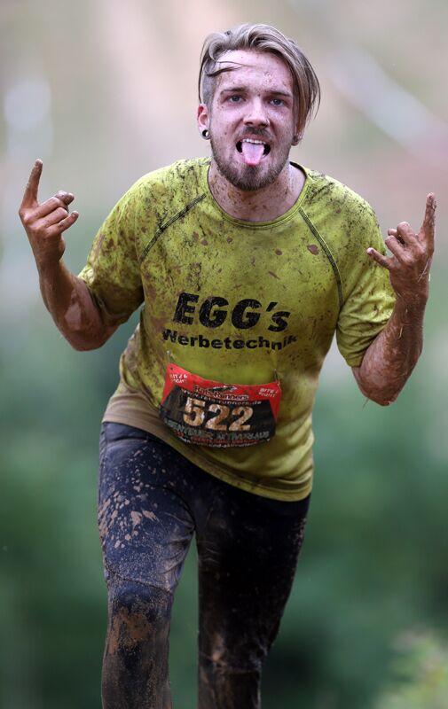 Rats-Runners Goldbach: Glücklich ... wer das Ziel erreicht