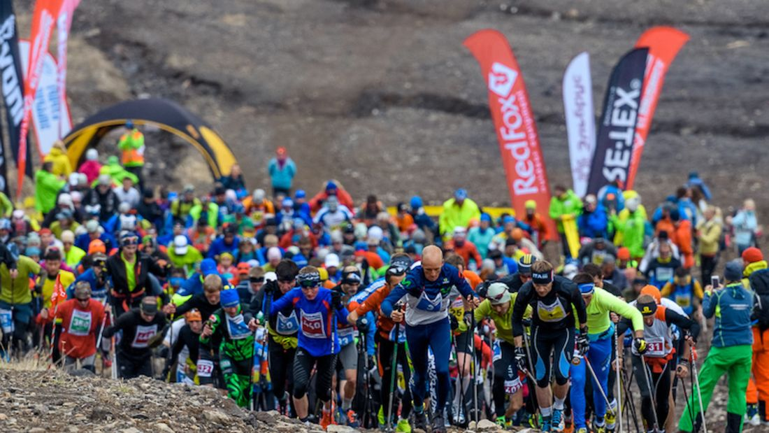 Red Fox Elbrus Race 2017 Vertical Kilometer