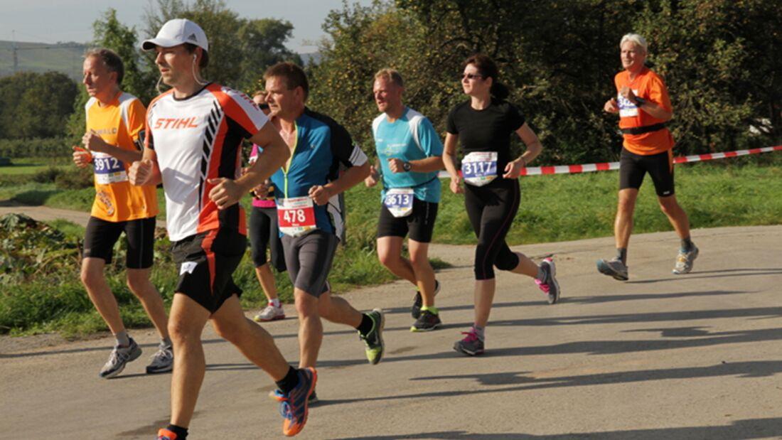 Remstal Marathon 2014