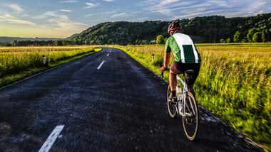 Rennradfahren als Alternative