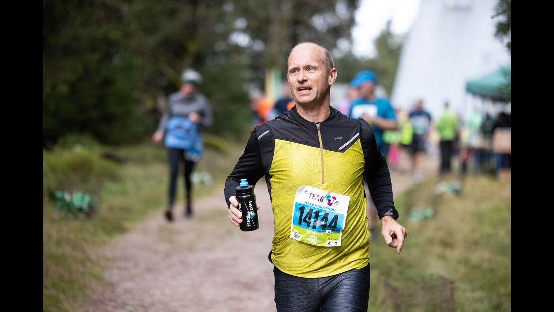Rennsteiglauf Halbmarathon 2021