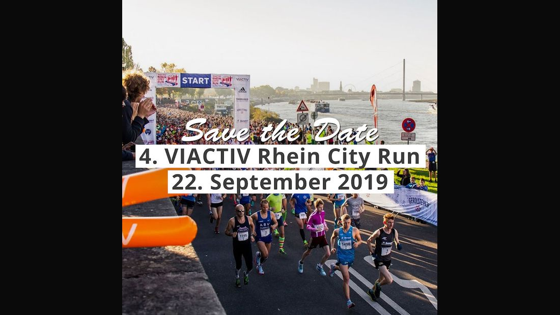 Rhein City Run Düsseldorf-Duisburg 2019