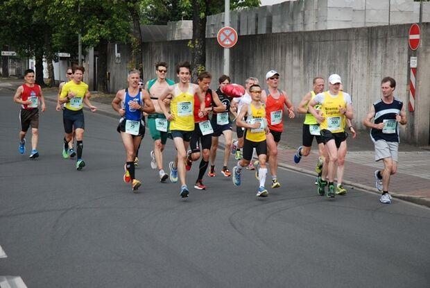 Rhein-Ruhr-Marathon Duisburg 2014