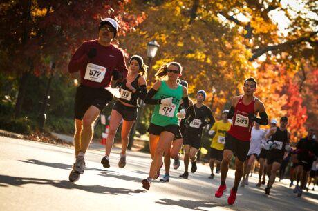 Richmond Marathon 1