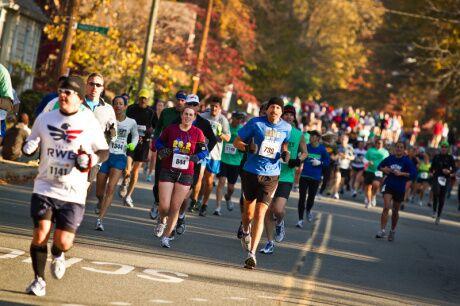Richmond Marathon 2