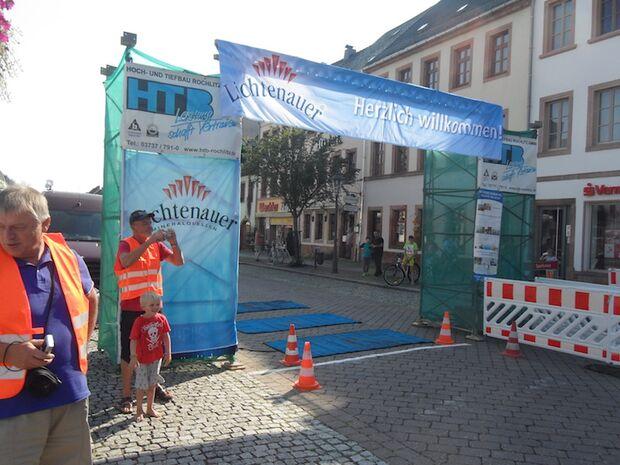 Rochlitzer Berglauf 2016 Ziel