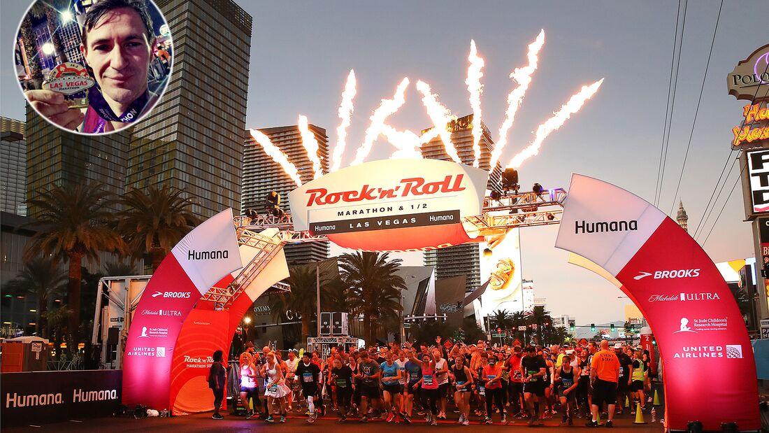 Rock 'n' Roll Las Vegas - Marathon, 1/2 Marathon & 10K