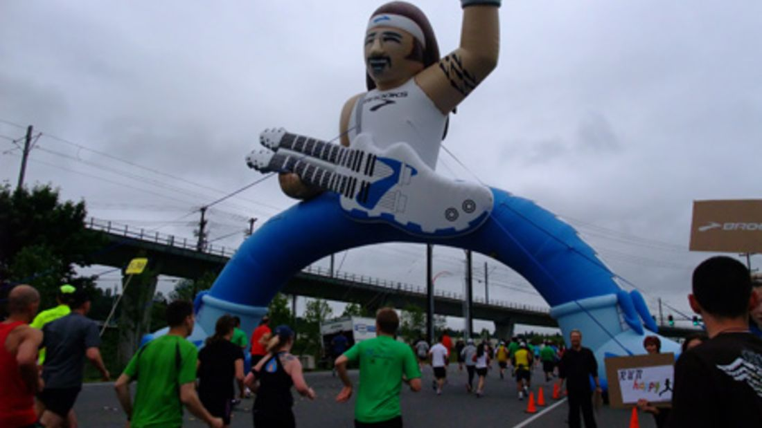 Rock 'n' Roll Seattle Marathon