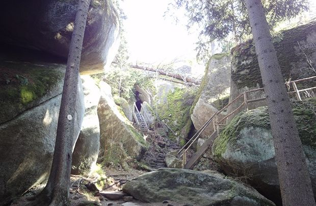 Rockman Run Wunsiedel: Europas größtes Felsenlabyrinth