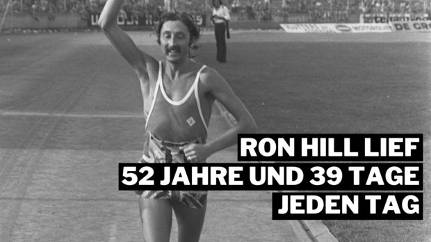Ron Hill