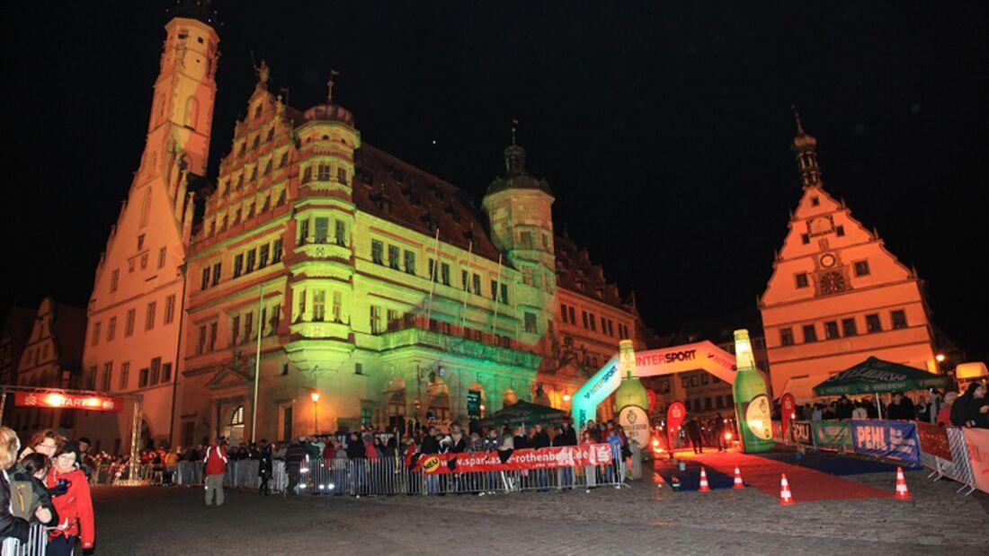 Rothenburger Lichterlauf