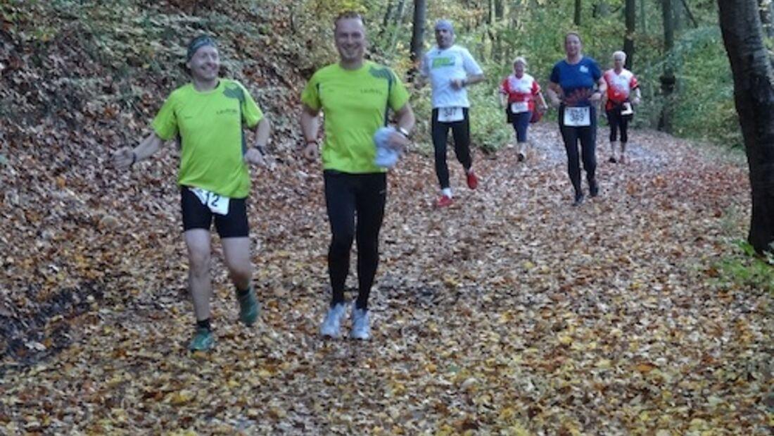 Rotwein-Walking-Ahr: Läufer auf der Höllentour
