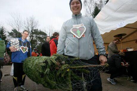 Run To Tree Klövensteen