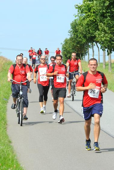 Run for Charity Staffellauf Klink