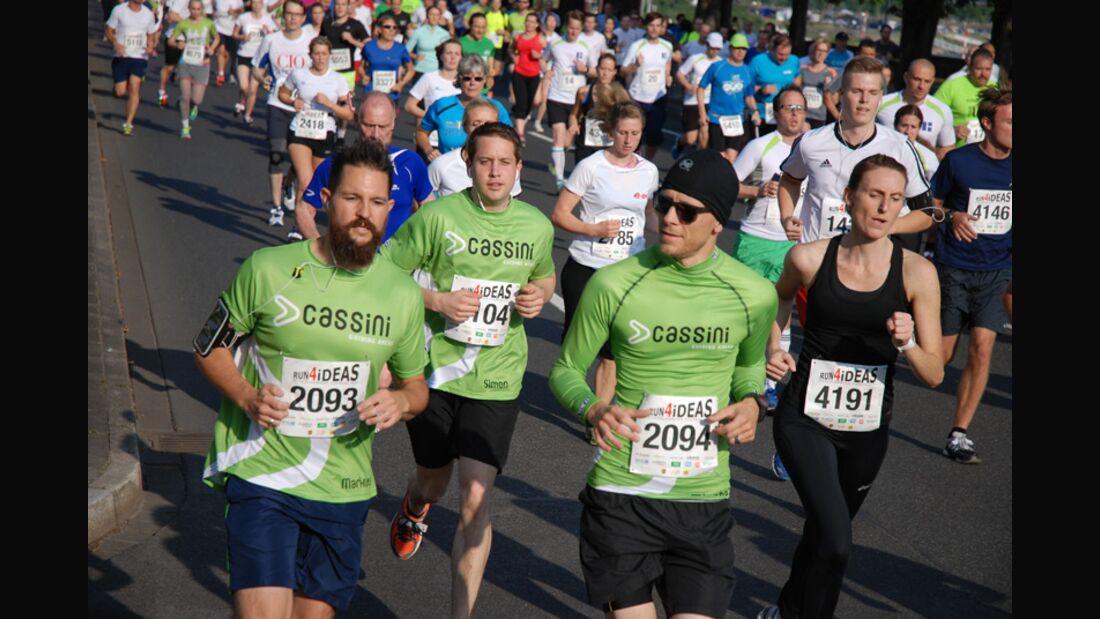 Run4Ideas Düsseldorf 2015 Läufer