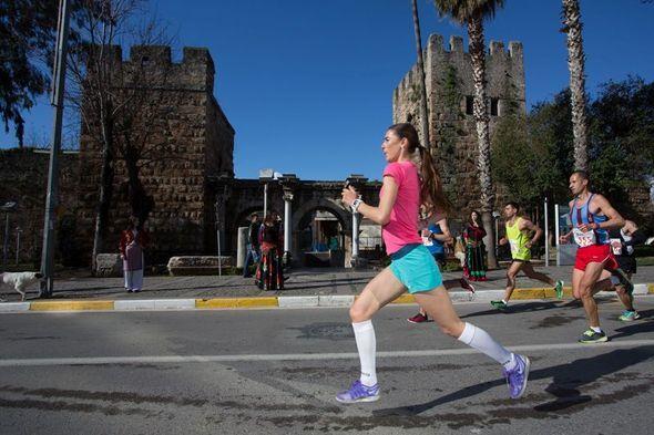 Runatolia Antalya Marathon 2015 1