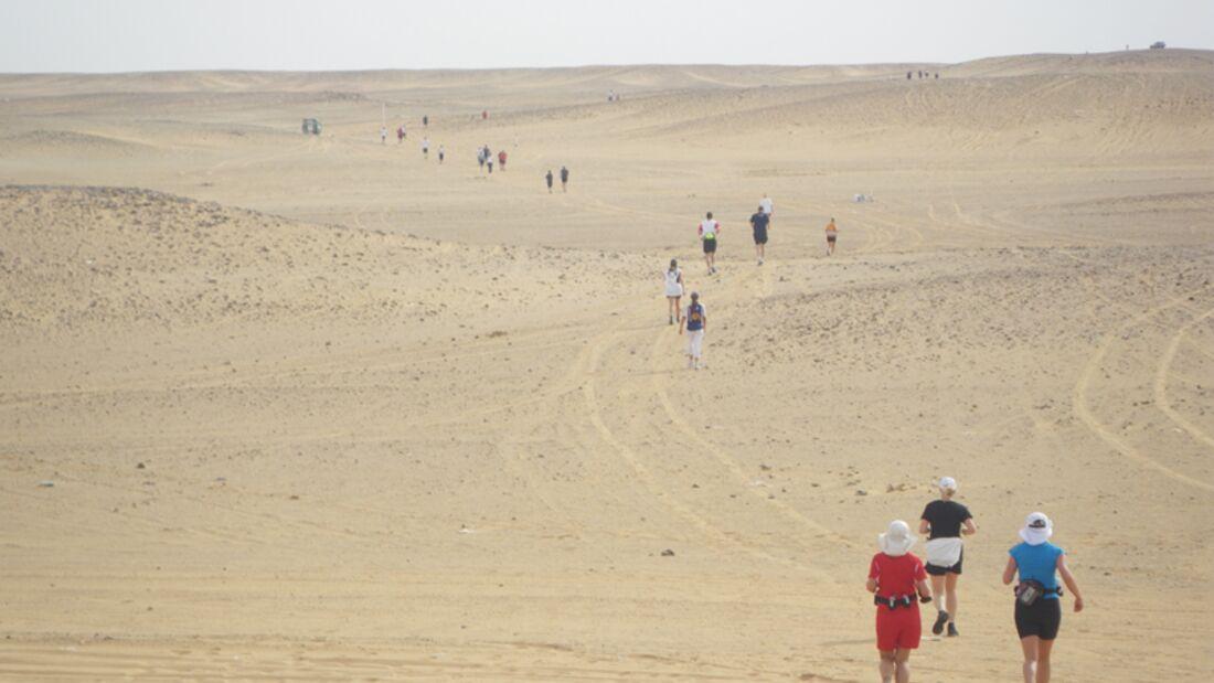 Sahara-Marathon
