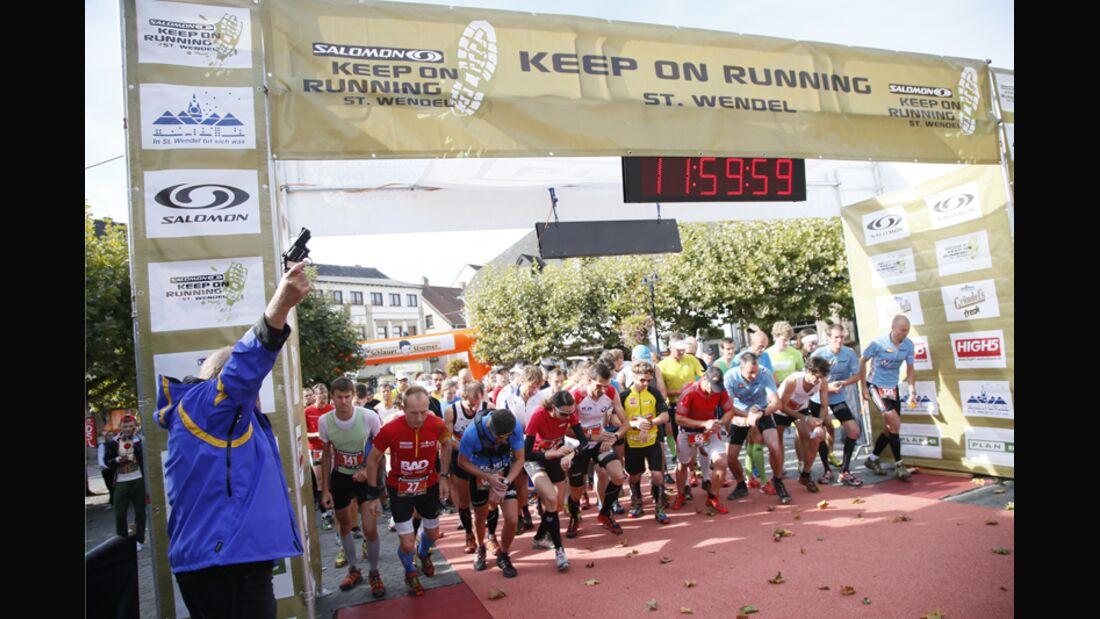 Salomon Keep on running St. Wendel 2012