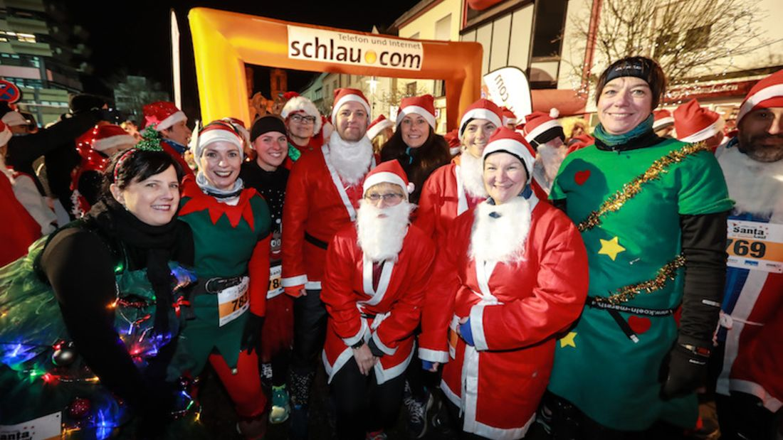 Santa-Lauf Dillingen