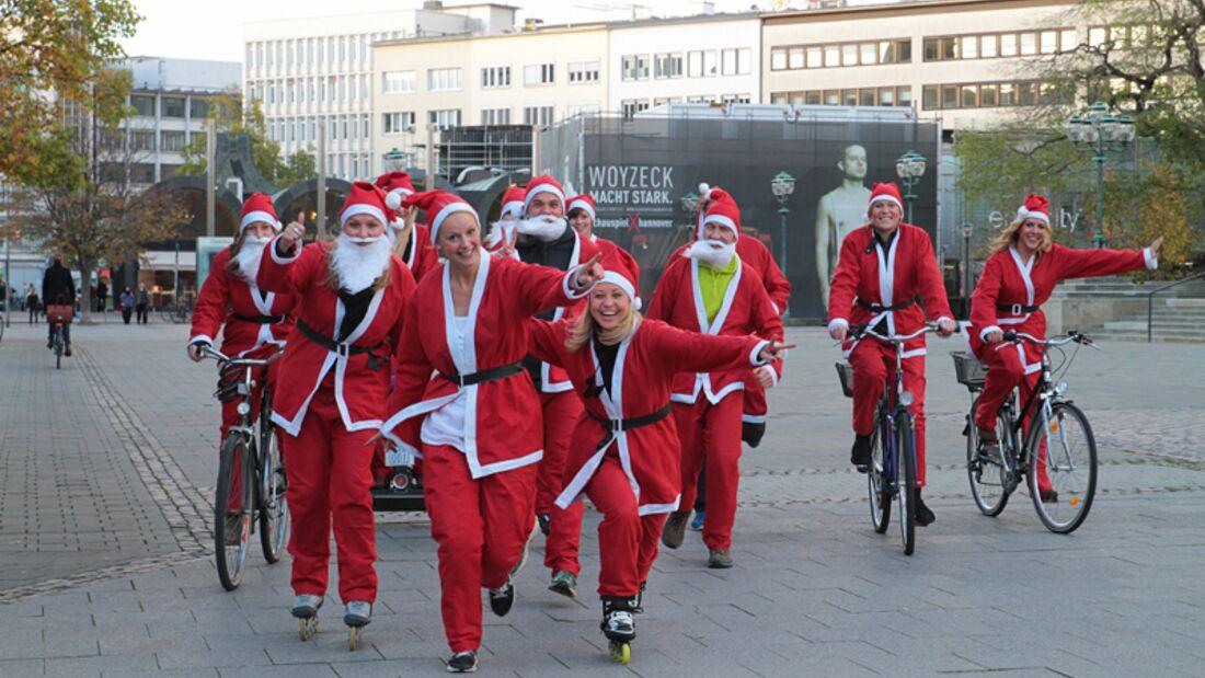 Santa Run Hannover