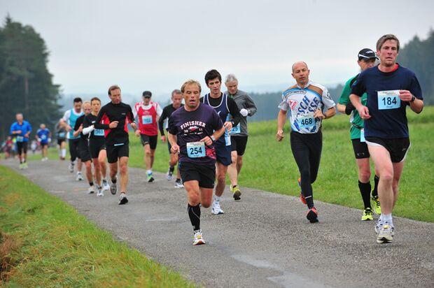 Schwarzwald-Marathon Bräunlingen Gruppe