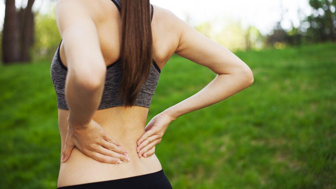 Severe back pain