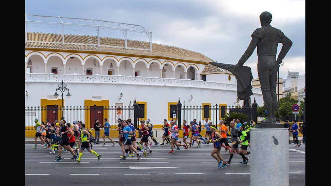 Sevilla-Marathon 2018