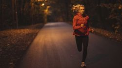 Sicherheit für Läuferinnen