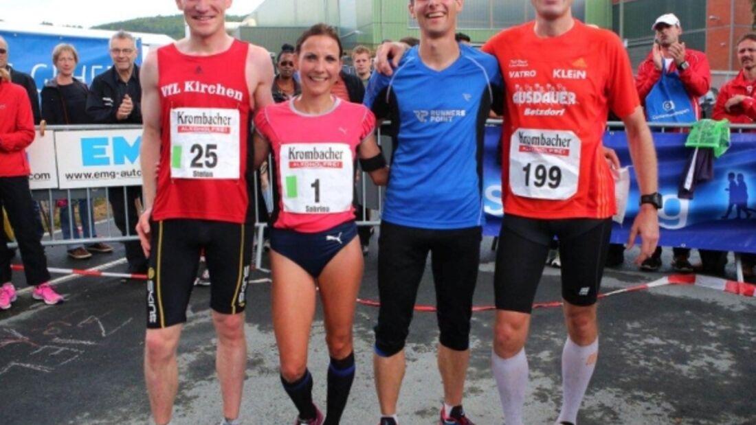 Siegener Marathon mit Musik 2012