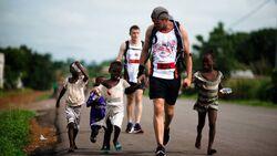 Sierra Leone Marathon 2016 Kinder