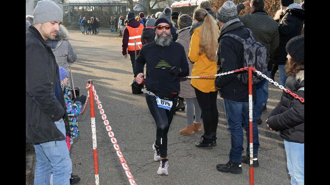 Silvesterlauf Forchheim 2019