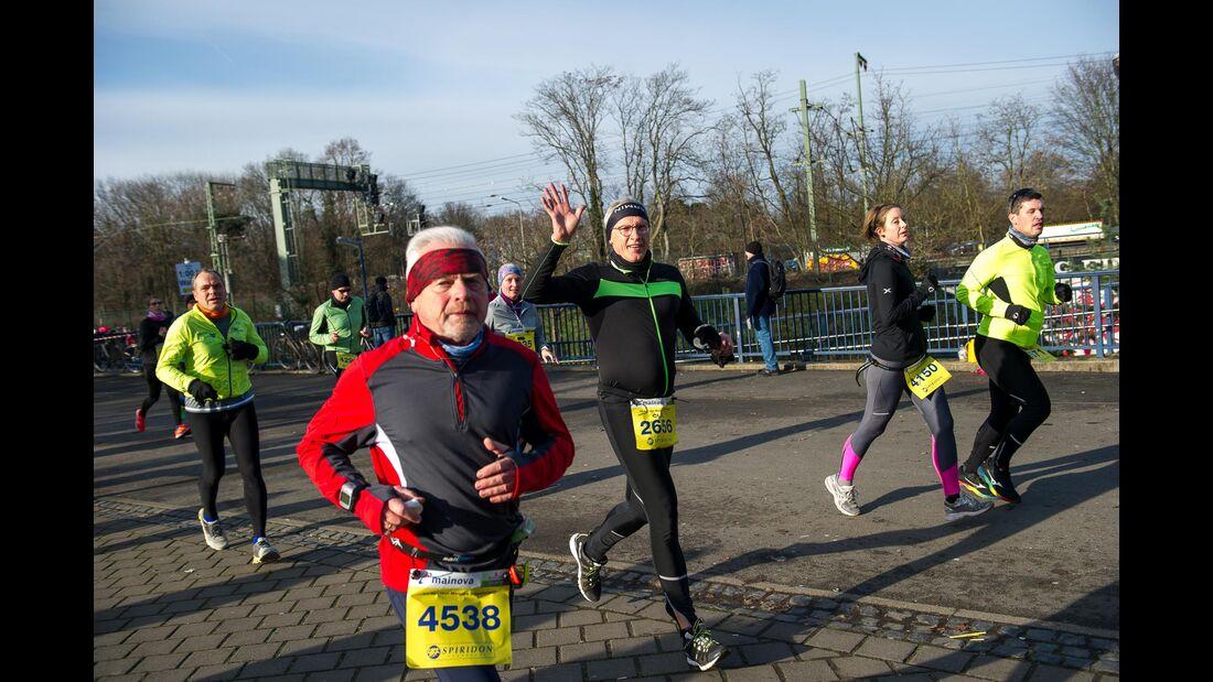 Silvesterlauf Frankfurt 2019