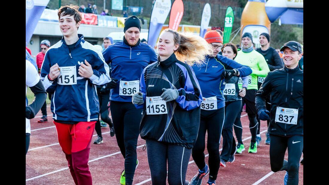 Silvesterlauf Saarbrücken 2019