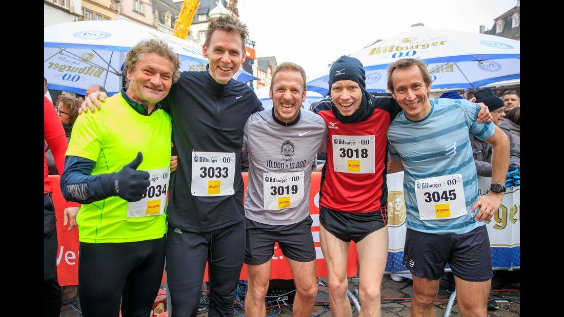 Silvesterlauf Trier 2019