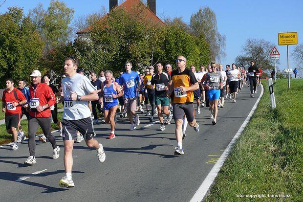 Simssee-Halbmarathon Riedering