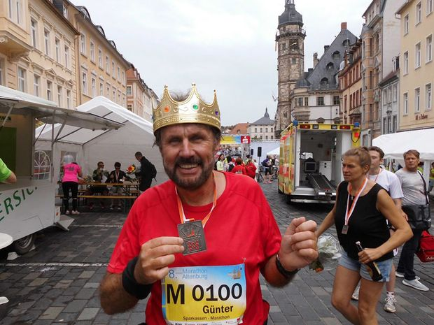 Skatstadtmarathon Altenburg 2016 - Fotos