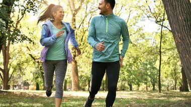 Laufen Sie, um Gewicht zu verlieren, wie lange es dauert
