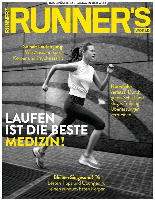Sonderheft 2020: Laufen ist die beste Medizin