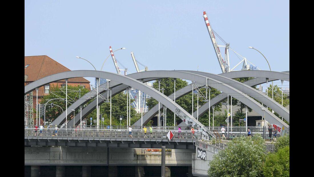 Spreehafenlauf Hamburg-Veddel 2021