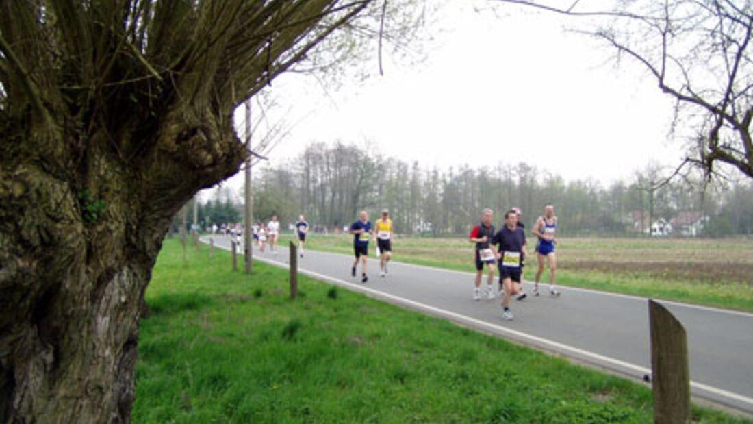 Spreewaldmarathon Burg 1