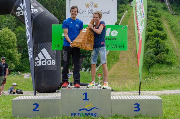 Sprungschanzenlauf Reit im Winkl: Die Sieger 2018