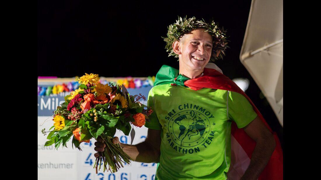 Sri Chinmoy Self-Transcendence 3100 Mile Race 2020